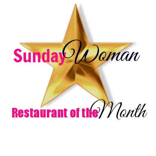 Sunday Woman Restaurant of the Month Award