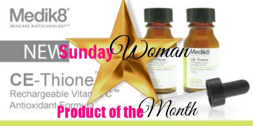 Sunday Woman Best Beauty Product Award
