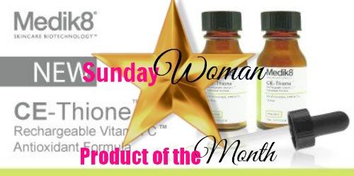 Sunday Woman Best Beauty Product Award