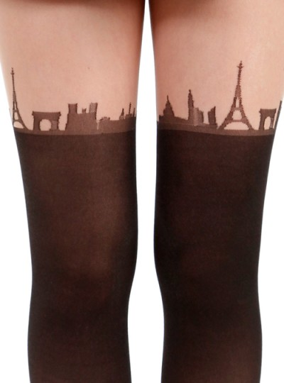 Pamela Mann Eiffel Tower Tights