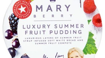 Mary Berry Desserts Review