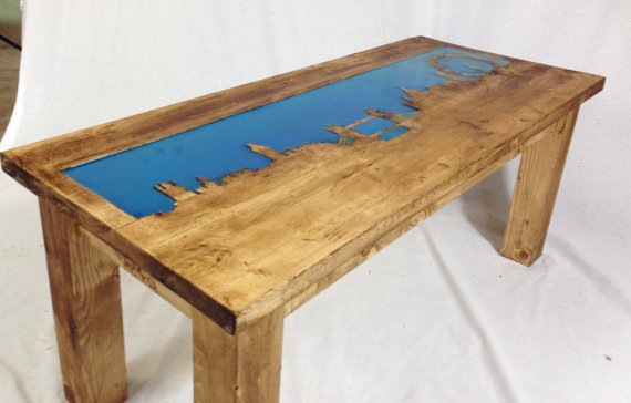 Anniversary gift ideas - Glow in the dark table ...