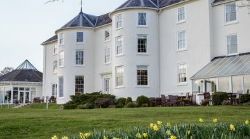 Tewkesbury Park Hotel review