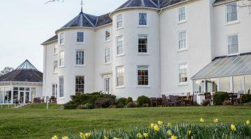 Tewkesbury Park Hotel review