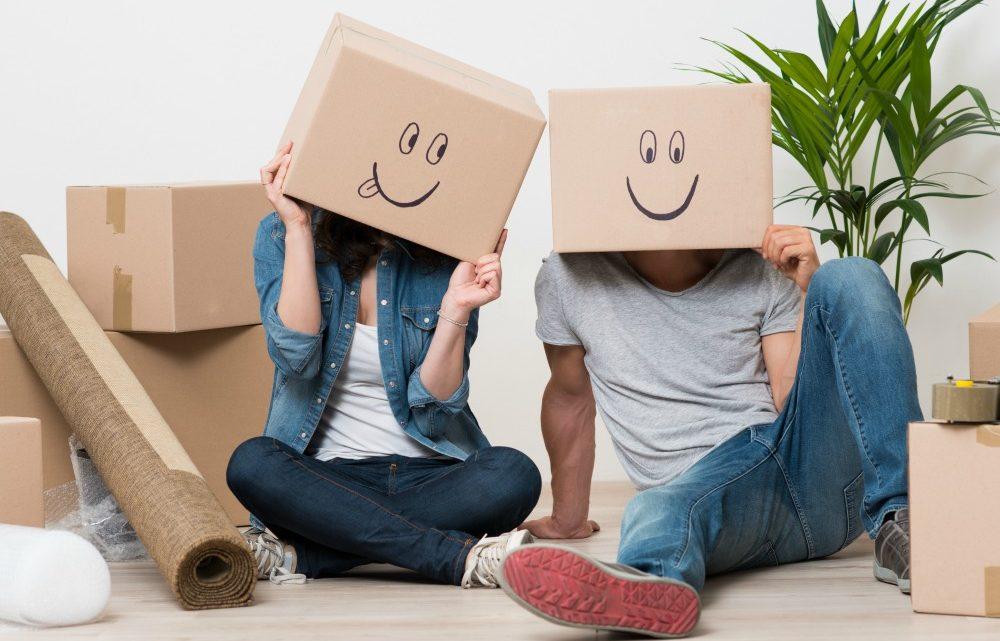 make moving house fun