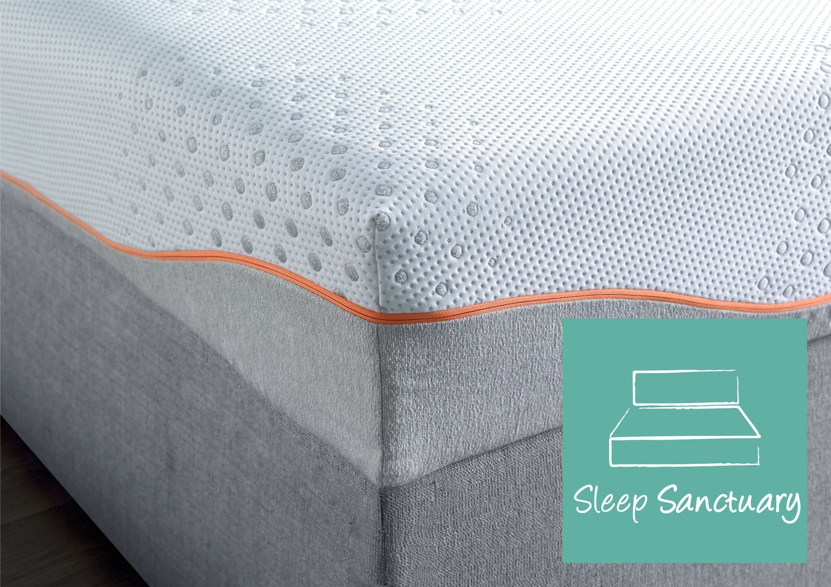 time 4 sleep sleep sanctuary mattress review sunday woman. Black Bedroom Furniture Sets. Home Design Ideas