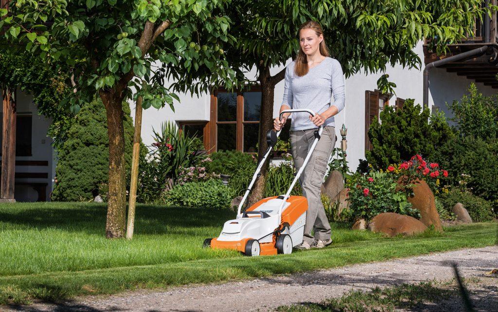 The best lawnmowers