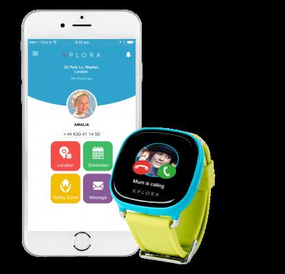 Xplora watch review