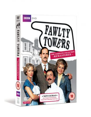 Fawlty Towers boxset