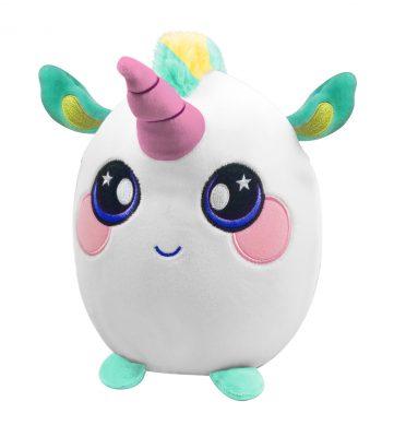 Squeezamals_8in_Unicorn_Teal_2