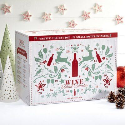 2018 Wine Advent Calendar