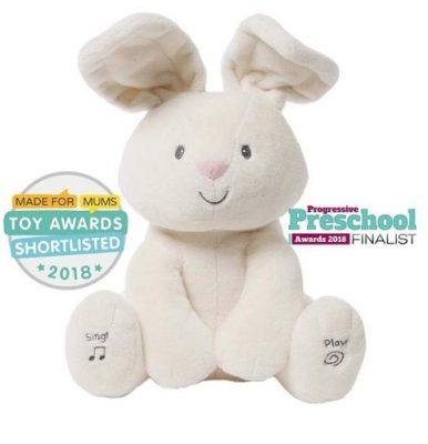 Flora the Animated Rabbit