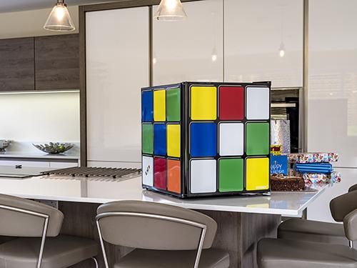Rubiks Cube Fridge Review