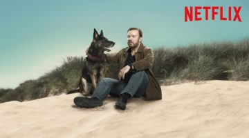 Ricky Gervais Afterlife review