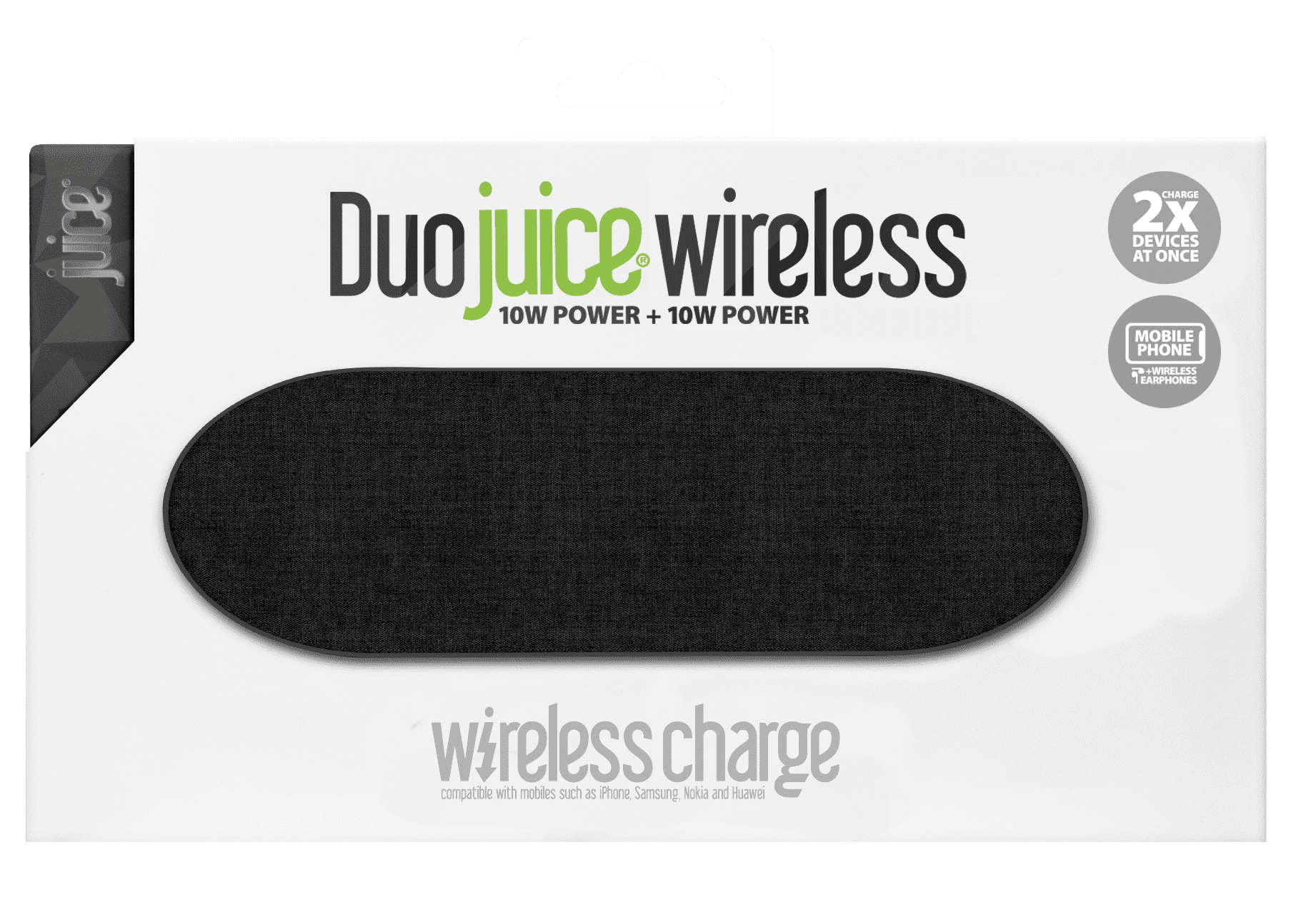 Duo Juice wireless charger