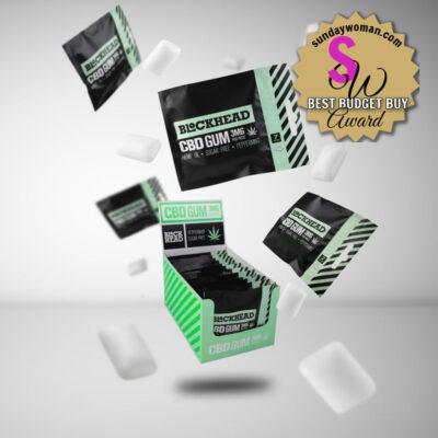 Blockhead gum award winner
